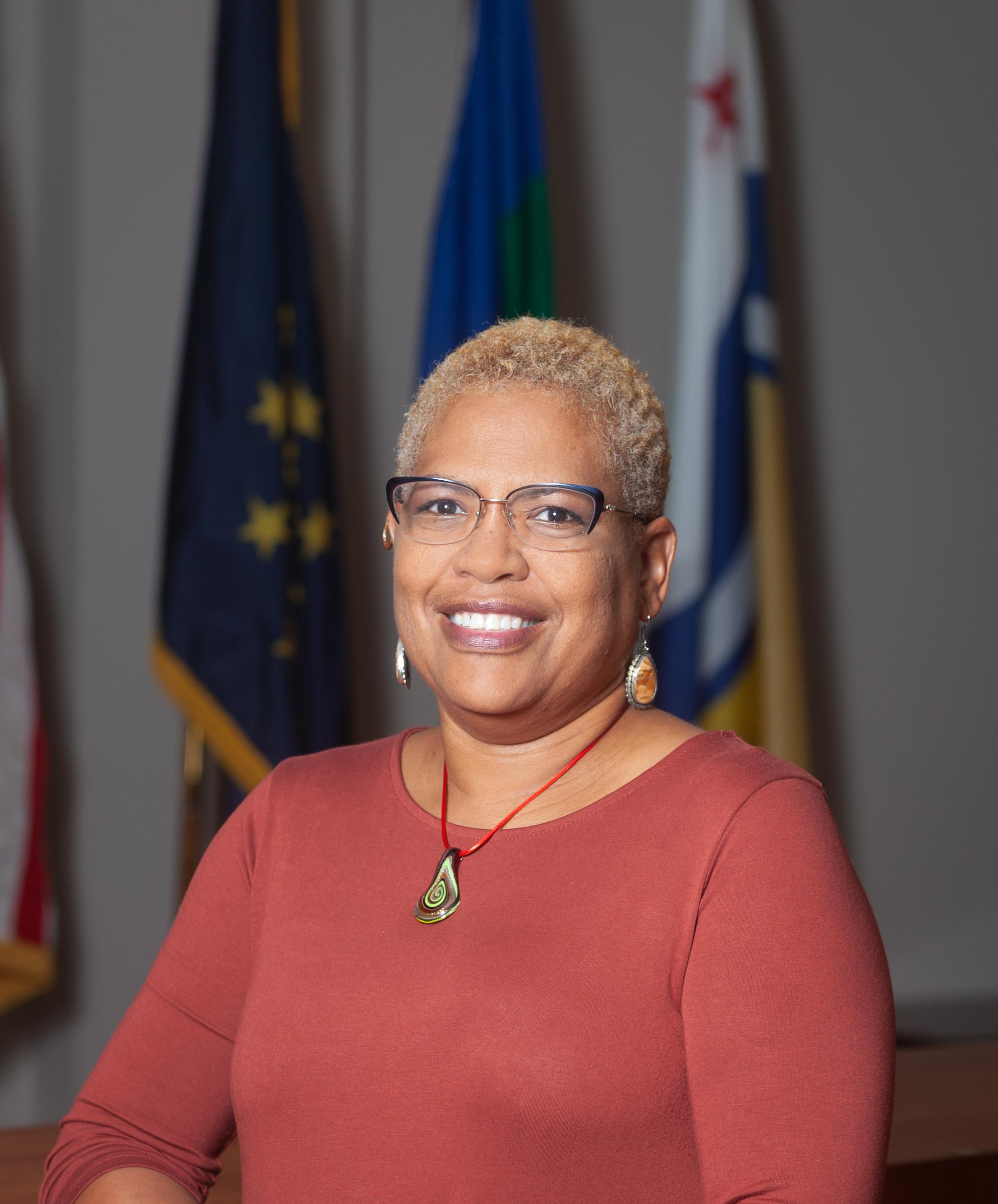 Dawn M. Jones, MPA