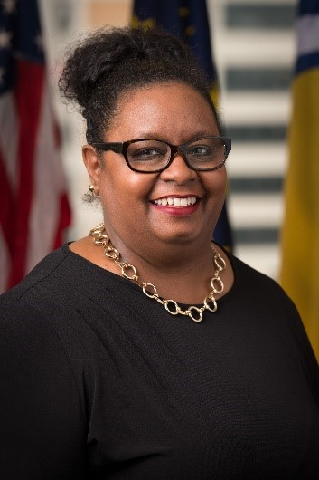 Christina Brooks, Diversity and Inclusion Officer