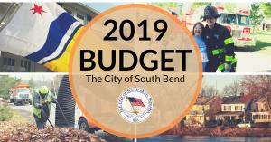 Access 2019 City Budget Presentations