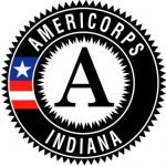 Logo for Americorps Indiana